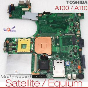 Scheda Madre V000068850 Toshiba Satellite Equium A100 A110 6050A2101801MB-A0 #