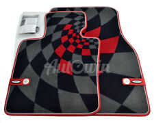 Mini John Cooper Works F56 F57 14-17 Front Pro Carpeted Floor Mats 51472354174