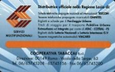 C.Tabaccai n°802-  nuova