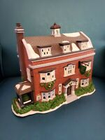 DEPT 56 DICKENS VILLAGE - GAD'S HILL PLACE 57535 RETIRED 1997 - RARE -