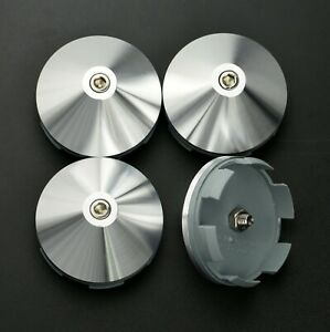 4x 58mm Mugen Style Wheel Center Cap for 1994-2001 Integra 2001-2005 Civic