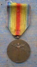 194j MEDAILLE INTERALLIEE DE LA VICTOIRE 1918 Type Charles.