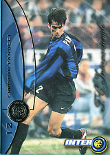 Figurina INTER CARDS 2000 DS n. 12 CHRISTIAN PANUCCI