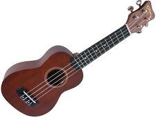 Kohala MK-S Style UAK-SL Akamai Soprano Ukulele Fitted With Aquila Strings