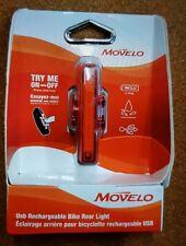 Movelo USB Rechargeable Bike Rear Light