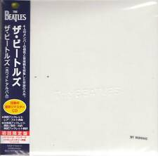 BEATLES - THE BEATLES (WHITE ALBUM)( REMASTERED)( 2 MINI LP AUDIO CDs with OBI )