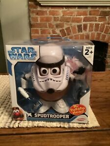 Hasbro Playskool Star Wars SpudTrooper Mr. Potato Head NEW-SEALED