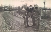 Postcard WW1  A Fag after The fight  Daily Mail No 60