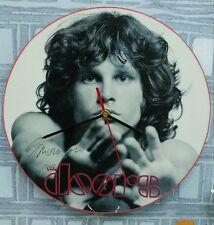 Jim Morrison - The Doors - Orologio da parete,unico,introvabile !