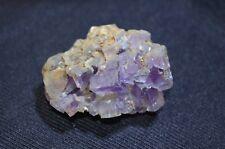 Fluorite 75,00 g Espagne minéraux lithothérapie flourite barytine Mineral stone