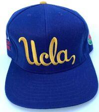 Vintage NCAA UCLA Bruins 1994 Rose Bowl Pasadena California Headwear Hat NWOT