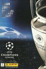 UEFA Champions League 2008/2009 - Panini Album COMPLETE