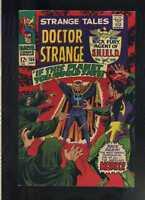 Strange Tales 160 Fine Marvel Comics  CBX1W