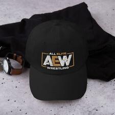 AEW All Elite Wrestling Hat