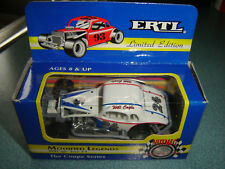 #24 WILL CAGLE White Coupe ERTL Collectibles MODIFIED LEGEND 1/64 NEW