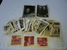 Large Lot Vintage Photographs 1932 - 1957