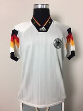 Germany Home Football Shirt Jersey 1992-1994 (M)