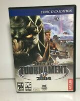 Unreal Tournament 2004 2 Disc DVD Edition(PC Games, 2004)