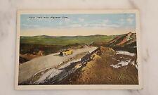 Antique Pikes Peak Auto Highway Postcard