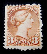 nystamps Canada Stamp # 37 Mint OG H $140