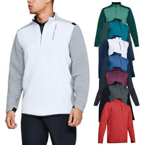 Under Armour Mens Storm Daytona 1/2 Zip Insulated Sweater 44% OFF RRP