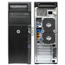 HP Z620 Desktop/ Workstation Intel E5-1620 3.6 GHz/ 32GB RAM/500GB SSD HDD/Win10