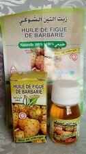 Aceite de higo chumbo (nopal). 100% bio y virgen. 30 ml.