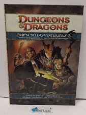 Gioco di Ruolo Game Manuale Dungeons & Dragons D&D - Cripta dell'Avventuriero 2