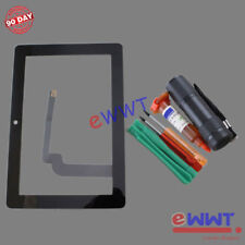 "Replacement Black LCD Touch Screen+UV Glue for Amazon Kindle Fire HDX 7"" ZVLT722"