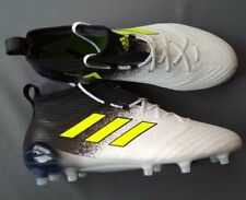 5+/5 Adidas ACE 17.1 FG Soccer Football Cleats Shoes Boots White Black S77035