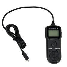 JJC TM-I2 LCD Timer Remote Control for Sigma DP1 DP2 DP3 Quattro AS CR-31
