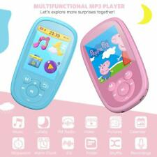 AGPTEK Hifi Sound Cartoon Style Versatile Playing Designed For Kids MP3 Player