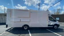 New listing 2019 Ford Transit 350 Hd Food Truck Ready For Summer - Shaved Ice - Ice Cream