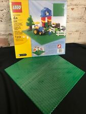 "LEGO Classic~Building Base Plate~Green Grass Lawn~32x32~10""x10"" GENUINE! 4294464"