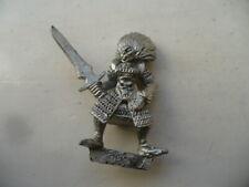 Citadel Warhammer classic 80s Marauder Dark Elf Witch Elf DE16 oop
