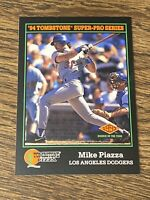 Vintage 1994 Score Tombstone Pizza #15 MIKE PIAZZA RC Dodgers Mets HOF RARE NM/M