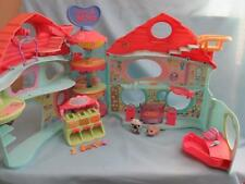 Littlest Pet Shop The Biggest Toy House Playset Complete With Pets N Accessories
