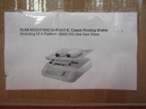 DLAB 8032311000 Sk-R1807-E Rocking Shaker (Including Platform) See-Saw Wave