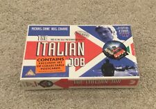 The Italian Job VHS 30th Anniversary Edition Set With Postcards &