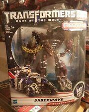 Transformers Dark of the Moon Shockwave MISB