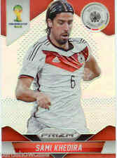 2014 World Cup Prizm Refractor Parallel No.87 S.KHEDIRA (GERMANY)