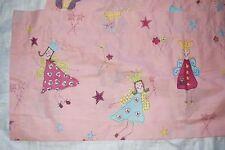 "Laura Ashley Fairies Fairy Princess Window Valance 84"" X 18"" Pink Girl's Bedroom"