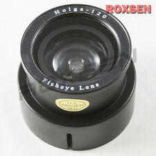 LOMO HOLGA FISHEYE LENS for 120 GCFN CFN GN N GFN FN TLR GTLR Film Photo Camera