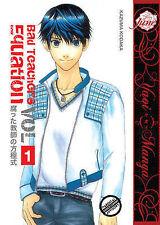 Bad Teacher's Equation: Vol (Yaoi) Kazuma Kodaka (Paperback, 2011) 9781569702130