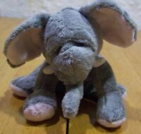 "Kellytoy CUTE SOFT SAD ELEPHANT 6"" Plush STUFFED ANIMAL Toy"