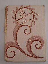 The Male Impersonator by E F Benson