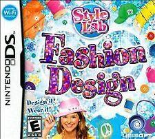 Style Lab: Fashion Design - Nintendo DS, Good Nintendo DS, Nintendo DS Video Gam