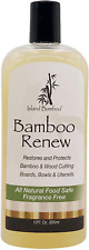 New listing Island Bamboo Br12 Renew Natural Bamboo Protector, 12 Oz