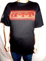Tool Snake Logo,Anvil Brand, Black, 100% Cotton, Graphic T shirt, Size L Rock