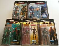 (Credit Collection)The MANDALORIAN Bundle: Hasbro -- Star Wars; The Black Series